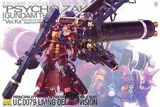 BANDAI MG 1/100 PSYCHO ZAKU Ver Ka [GUNDAM THUNDERBOLT] Model Kit NEW Japan F/S