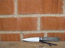 "Vintage 3"" Blade ** J. WARD COMPANY ** Carbon Paring Knife Massachusetts USA"
