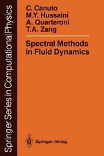 Scientific Computation Ser.: Spectral Methods in Fluid Dynamics by A....