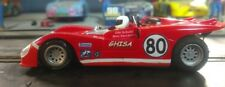 #80 Ghisa Birra Alfa Romeo T33/3 1/24th - 1/25th Scale Decals Custom label:  80