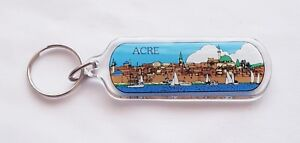 Acre Gift Souvenir Key Ring Key Chain Holiday Travel Collectible