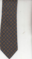 ETRO Milano-[If New $350]-Authentic-100% Silk Tie-Made In Italy-Et7-Men's Tie