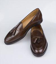 NIB. C&J for RALPH LAUREN Marlow Cordovan Tassel Loafers Shoes 11 England $1200