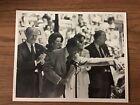 1976 Press Photo President Gerald Ford & Senator Robert Dole Presidential Rally