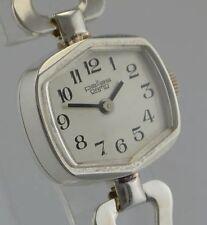 PALLAS DRMO Damenuhr / Handaufzug  / Silber 835