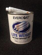 Evercoat 157 Lite Weight Non-Clog Body Filler (Quart)