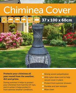 Chimenea Waterproof Cover Protector Outdoor Cover