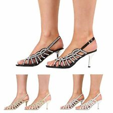 Mid Heel (1.5-3 in.) Party Slim Shoes for Women