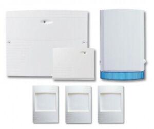 Veritas R8 Alarm Property Burglar Alarm System from UK Manufacturers Texecom