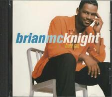 Music CD Brian Mckight Hold Me