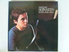 MARIA JOAO PIRES MOZART PIANO SONATAS JAPAN 1974 8LP