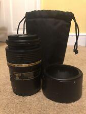 Tamron SP 272E 90 mm f/2.8 AF Di Macro Autofocus Lens Pour Canon EOS