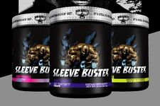 New Iron Addicts Sleeve Buster, Pre Workout Supplement, Grape Flavour
