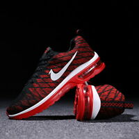 Men Classy Air Cushion Sneakers Breathable Outdoor Running Sports Athletic Shoes
