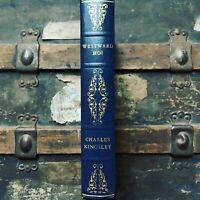 Westward Ho! - Charles Kingsley, HB, Heron Book,
