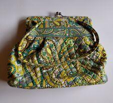 EUC Vera Bradley Lemon Parfait Alice Shoulder Bag - So cute! Retired