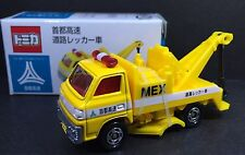 JAPAN TOMY TOMICA MEX CAPITAL HIGHWAY TOW CAR TRUCK DIECAST TOY CAR 1/72 RARE