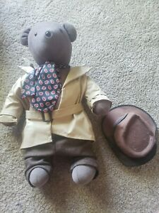 Vintage North American Bear Company Humphrey Beargart 1983