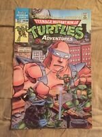 TEENAGE MUTANT NINJA TURTLES ADVENTURES #3 Low Print Run [Archie Comics, 1988]