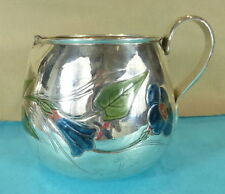 Post - 1940 Antique Solid Silver Pitchers/Jugs