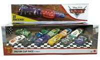 Disney Cars Piston Cup Race 11-Pack McPillar Conrev Storm TARGET Exclusive HTF