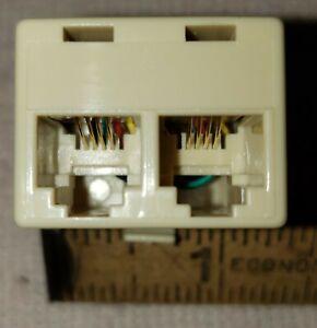 Phone line splitter 2-way/3-way