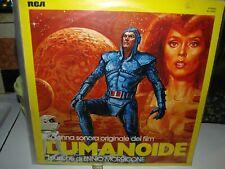 L'UMANOIDE - ENNIO MORRICONE vinyl sci-fi film soundtrack album