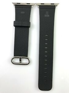 NEW WITH DEFECT Original Apple Watch Classic Buckle leather Band 42mm 44MM strap