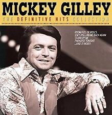 Definitive Hits Collection 0848064004417 by Mickey Gilley CD