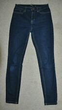 Boden Soho Skinny Jeans Dark Blue size 10 R