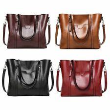 Fashion Women Leather Handbag Purse Ladies Shoulder Messenger Bag Crossbody Tote