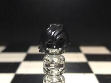 LEGO Nero Parrucca di capelli minifigura/X1 per Maschio/Ragazzi/Uomini