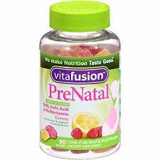 VitaFusion Women's Prenatal Gummy Vitamins 90 count