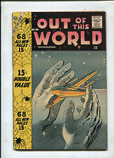 OUT OF THIS WORLD #8 (4.5) DITKO!