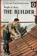 Ladybird Books: Series 606B, People at Work, The Builder