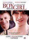 Boy Meets Girl (DVD, 2015)