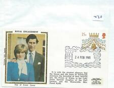 wbc. - GB - FIRST DAY COVER - FDC - 438 - SPECIALS - 1981 - ROYALTY - NOT FDC