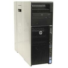HP Workstation Z620 2x 6C Xeon E5-2620 2GHz 16GB 256GB SSD NVS 300