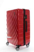 Valise grande 75cm rouge Polycarbonate