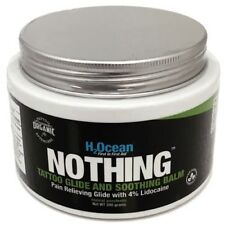 H2Ocean Nothing Numbing Tattoo Glide 7 Ounce Relive Pain During Tattoo Session