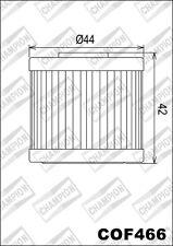 COF466 Filtro De Aceite CHAMPION Kymco300i K-XCT es decir,3002012 13 2014 15