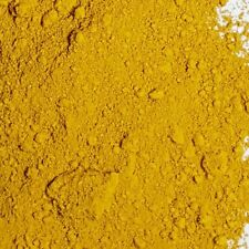 1oz Natural Matte Yellow Oxide Pigment Pigment -Soap Making Cosmetics - 1 ounce