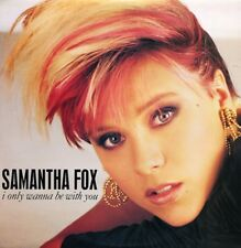 Samantha Fox I Only Wanna Be With You 2 mixes German 12""