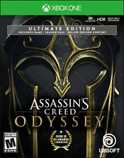 ASSASSINS CREED ODYSSEY ULTIMATE EDITION XBOX ONE / NO CD  / OFFLINE / READ DESC