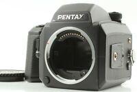 【N MINT】 Pentax 645 NII N II Medium Camera Body w/ 120 Film Back From Japan