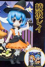 Evangelion Rei Ayanami Figure Petit Eva @School Witch Halloween JAPAN ANIME