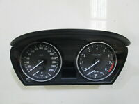 Genuine 2011 BMW E93 325i Convertible 2D 10-2014 Odometer Instrument Cluster 61k