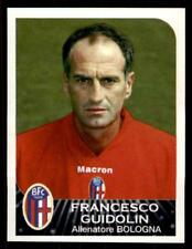 Panini Calciatori 2002-2003 - Bologna Francesco Guidolin (Coach) No. 29