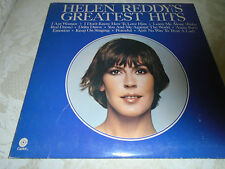 Helen Reddy's Greatest Hits Lp Capitol Records St-11467 1975