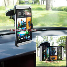 360 Rotating Windscreen Windshield Car/Truck Mount Phone Holder Fit HTC One M7